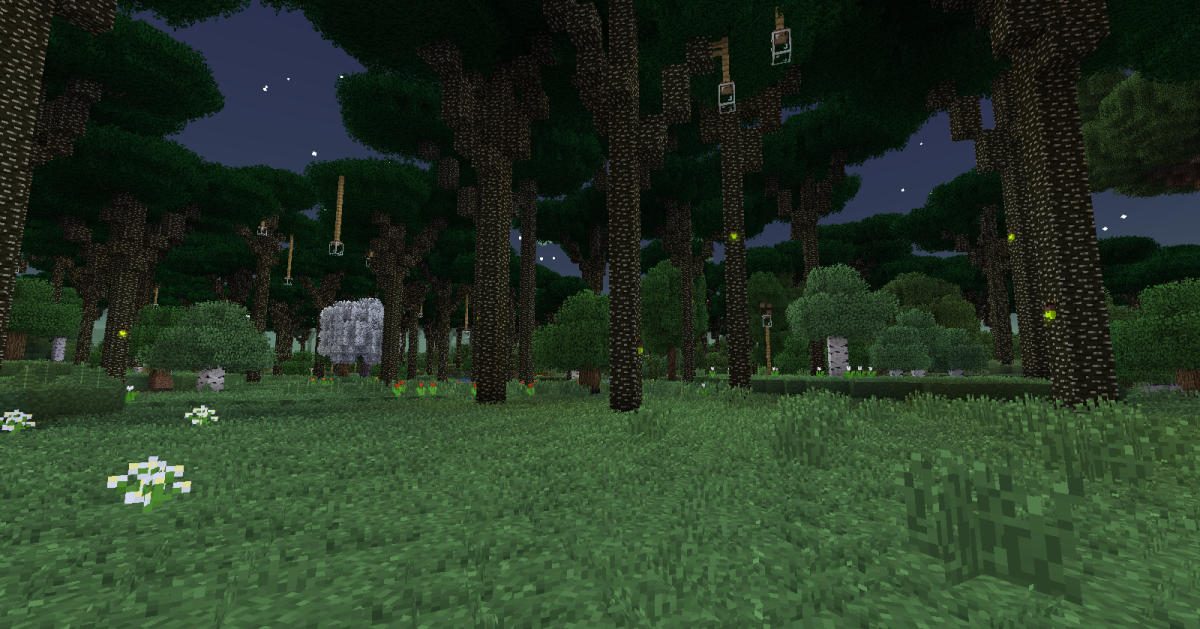 Minecraft Mod Examination: The Twilight Forest