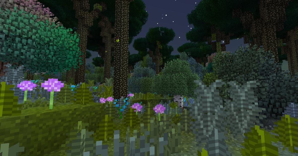 While not all players will enjoy the rather colorful designs of some of the rarer biomes and dungeons, almost everyone will find some part of this world that they enjoy.