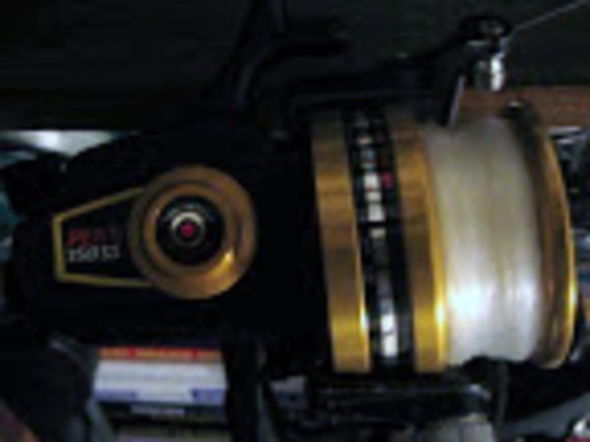 Penn 720 SS Spinning Reel