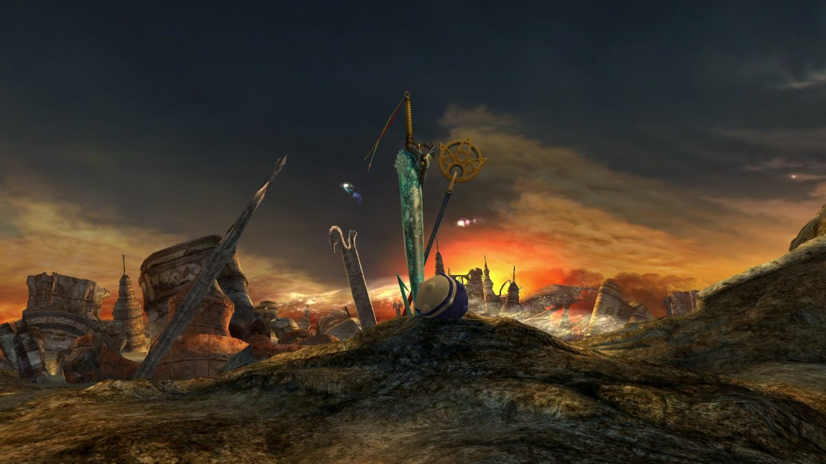 The Ten Best Final Fantasy X Characters