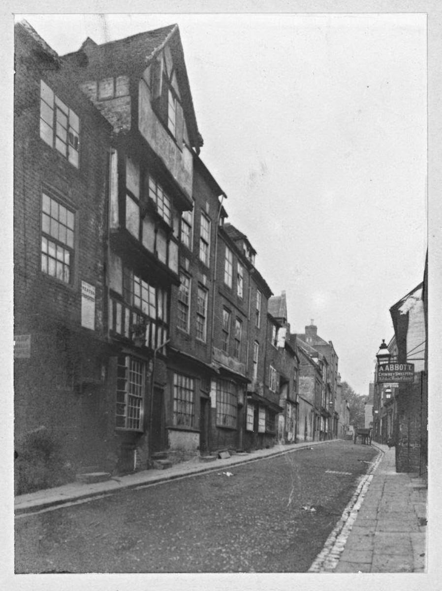 Lich Street, 1906