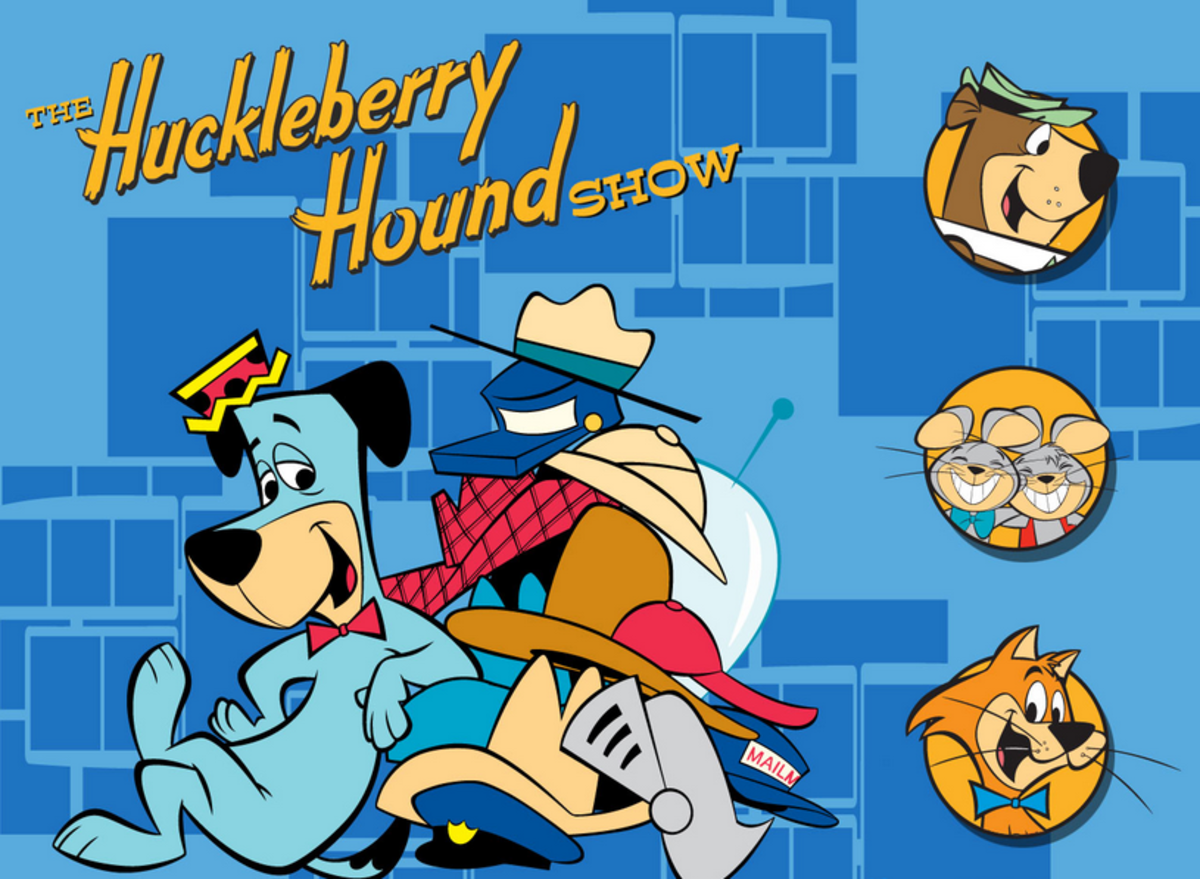 History of Hanna-Barbera Part 2: The Huckleberry Hound Show - Television's First Cartoon Superstar