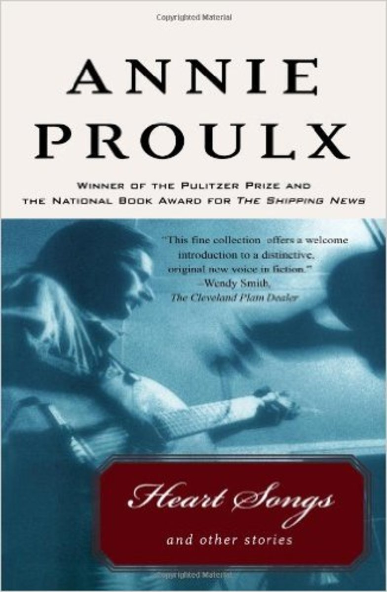 Heart Songs by Annie Proulx