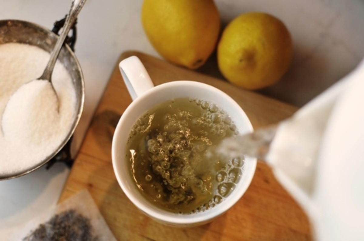 White Tea has many health benefits