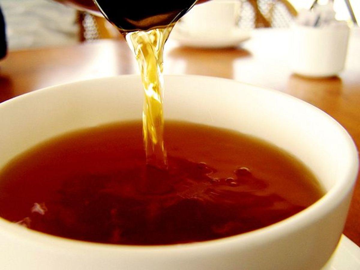 Black Tea: Antioxidant power with a healthy dose of caffeine
