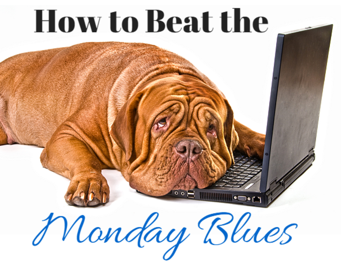 Motivation Monday: How to Beat Those Awful Monday Blues