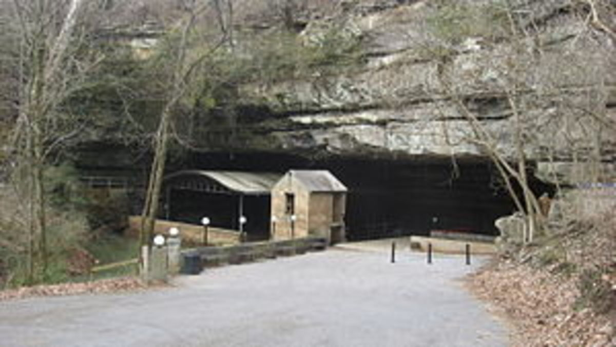 Lost River Cave, Bowling Green, KY
