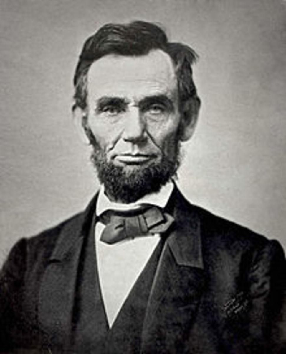 President Abraham Lincoln 1809-1865
