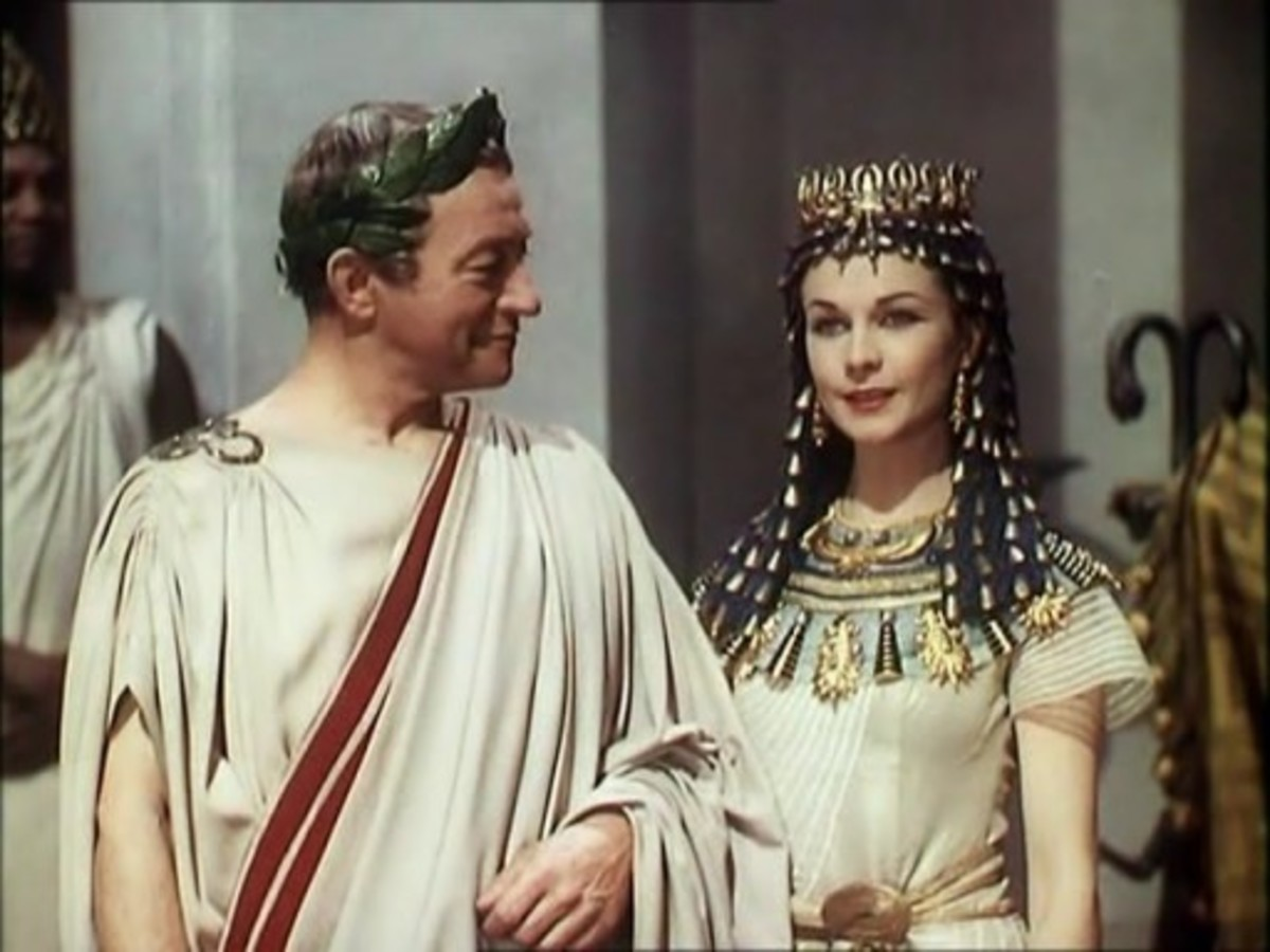 CLEOPATRA and SHEBA-are two great Queens of Ancient