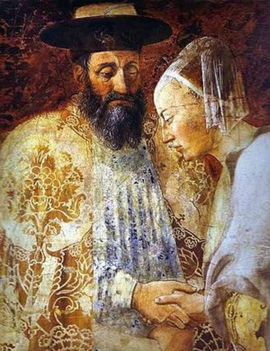 King Solomon and Queen Sheba