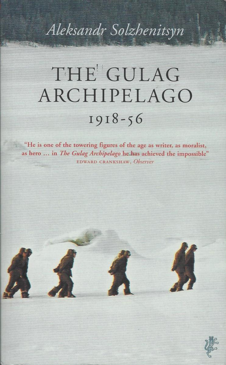 The Cover of Gulag Archipelago