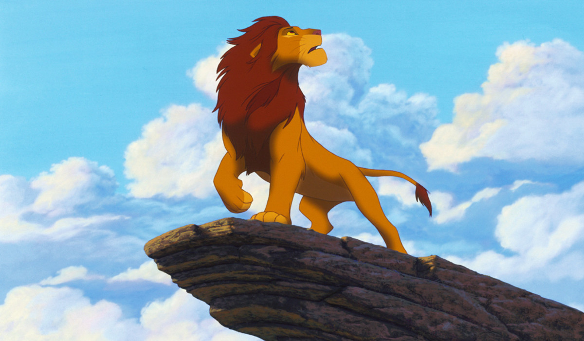 Simba's Heroic Qualities and Mythical Quest
