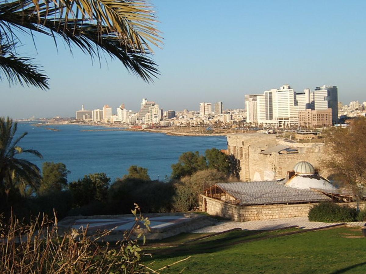 Old Yaffo, Israel