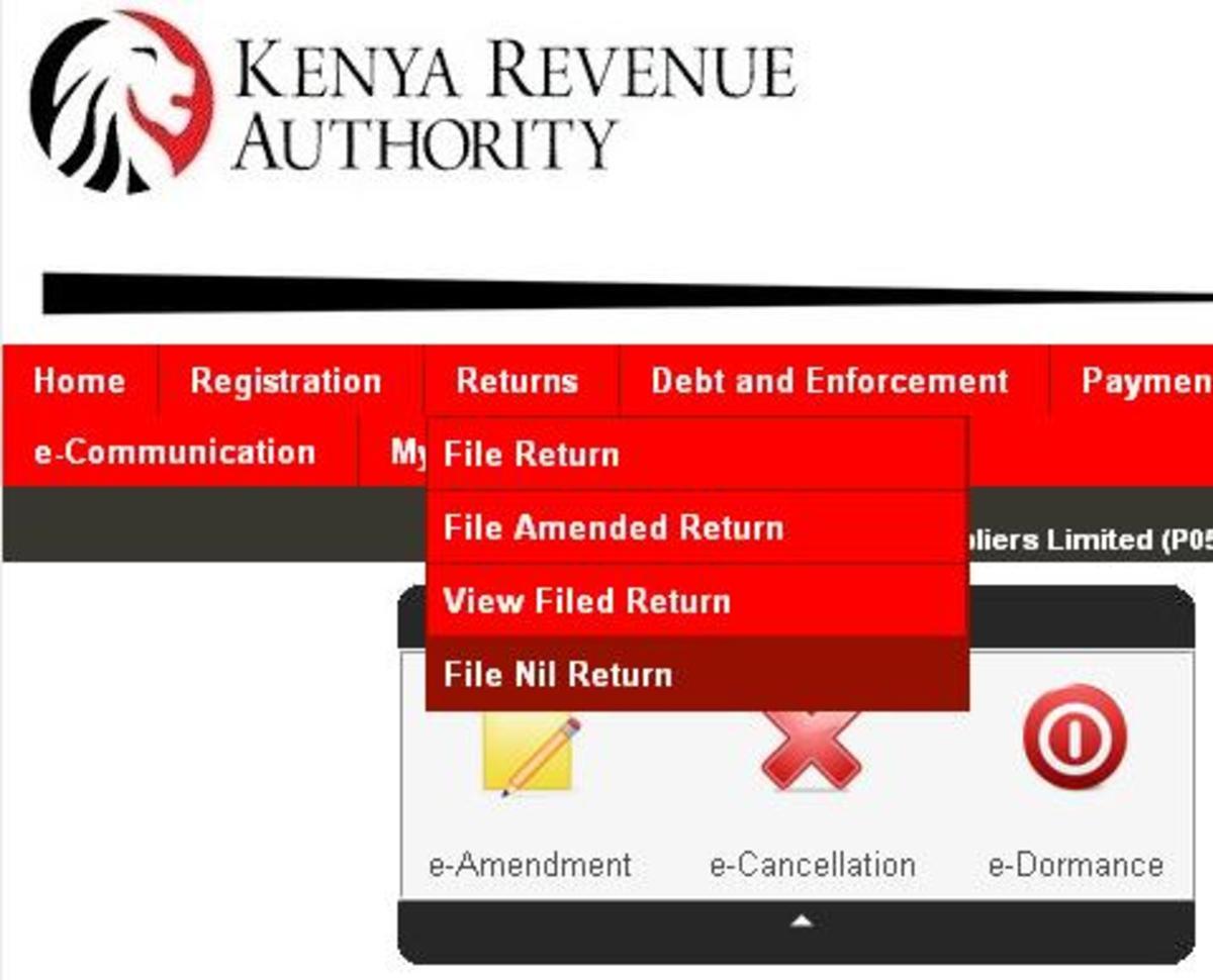 The File Nil Return Option