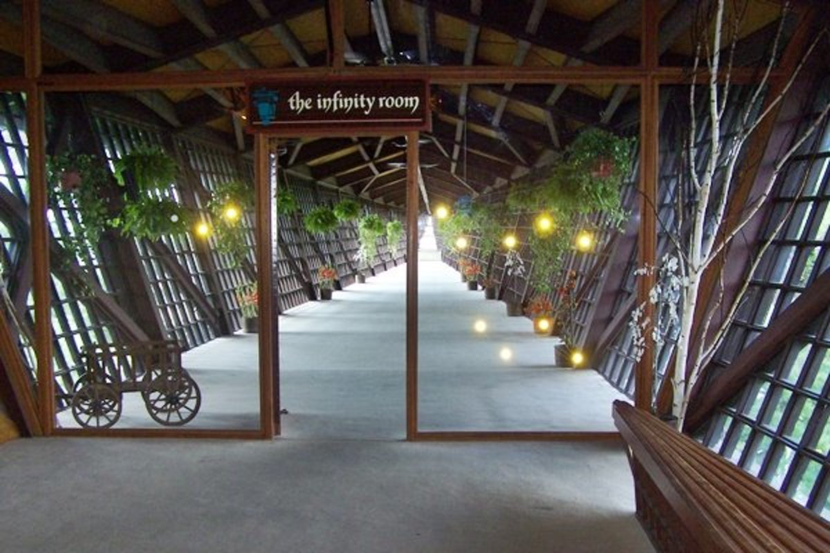 Infinity Room At House On The Rock