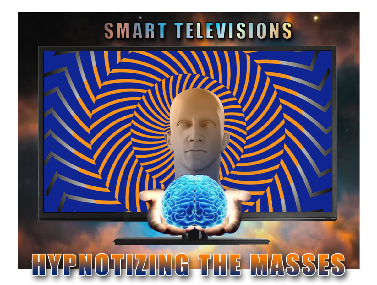 Have Smart TVs been embedded with micro-processors designed to broadcast subliminal mind control into you subconscious?