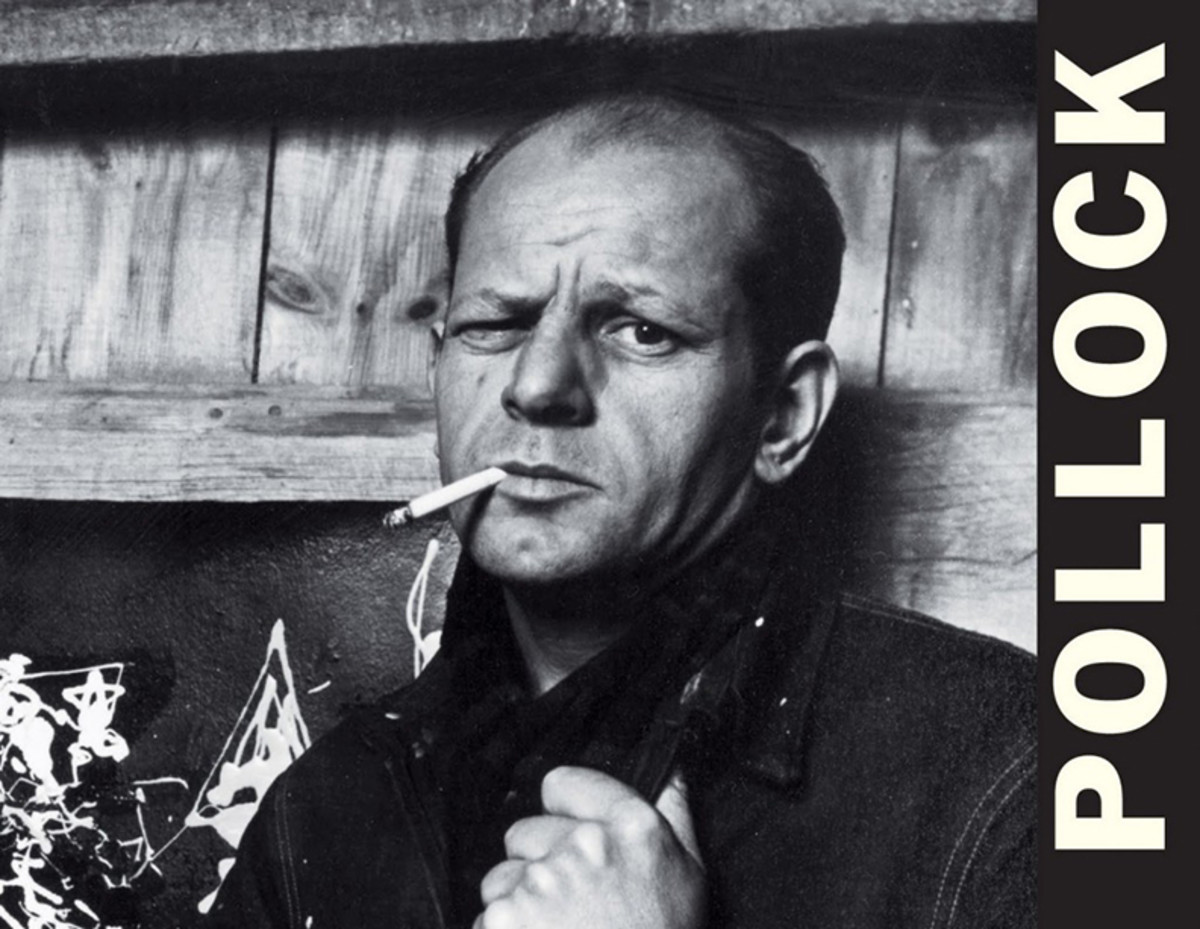 Artists Who Died Before 50:  Jackson Pollock