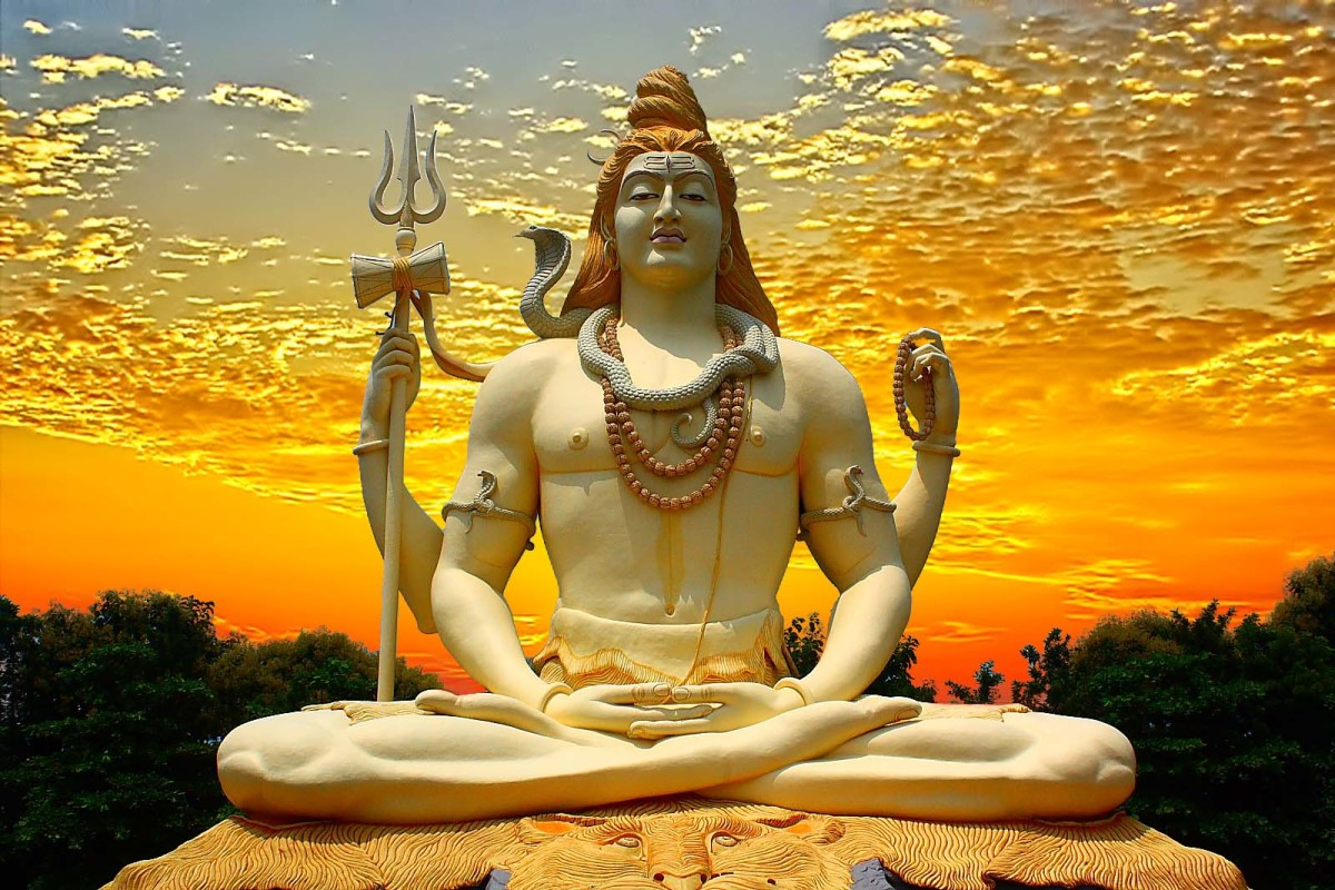 Indian Supreme God Lord Shiva