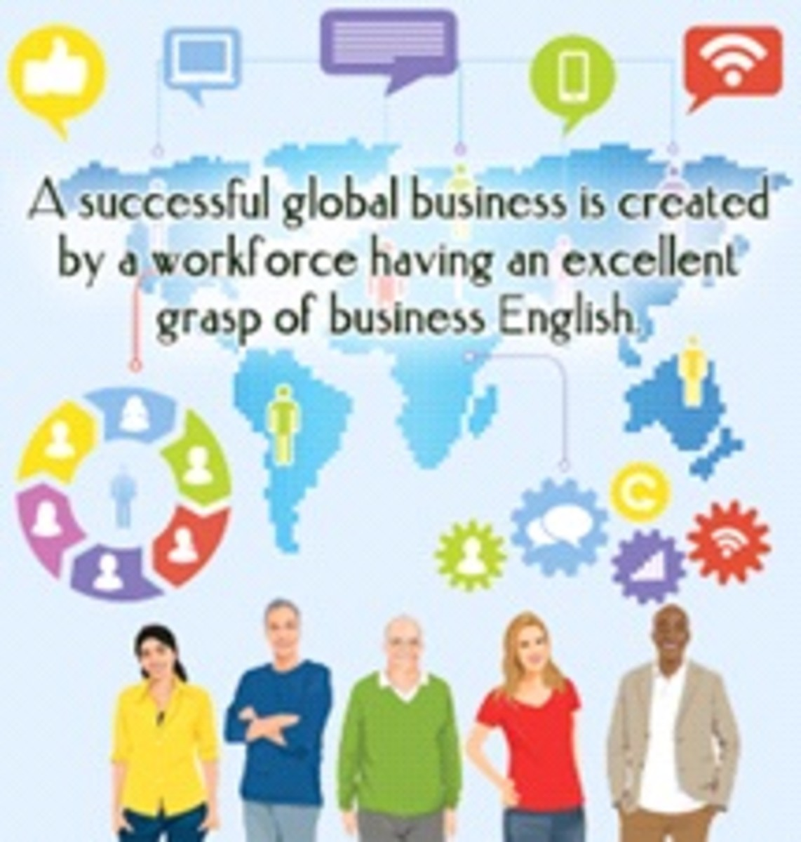 Pros and cons of letting English remain the international language for business