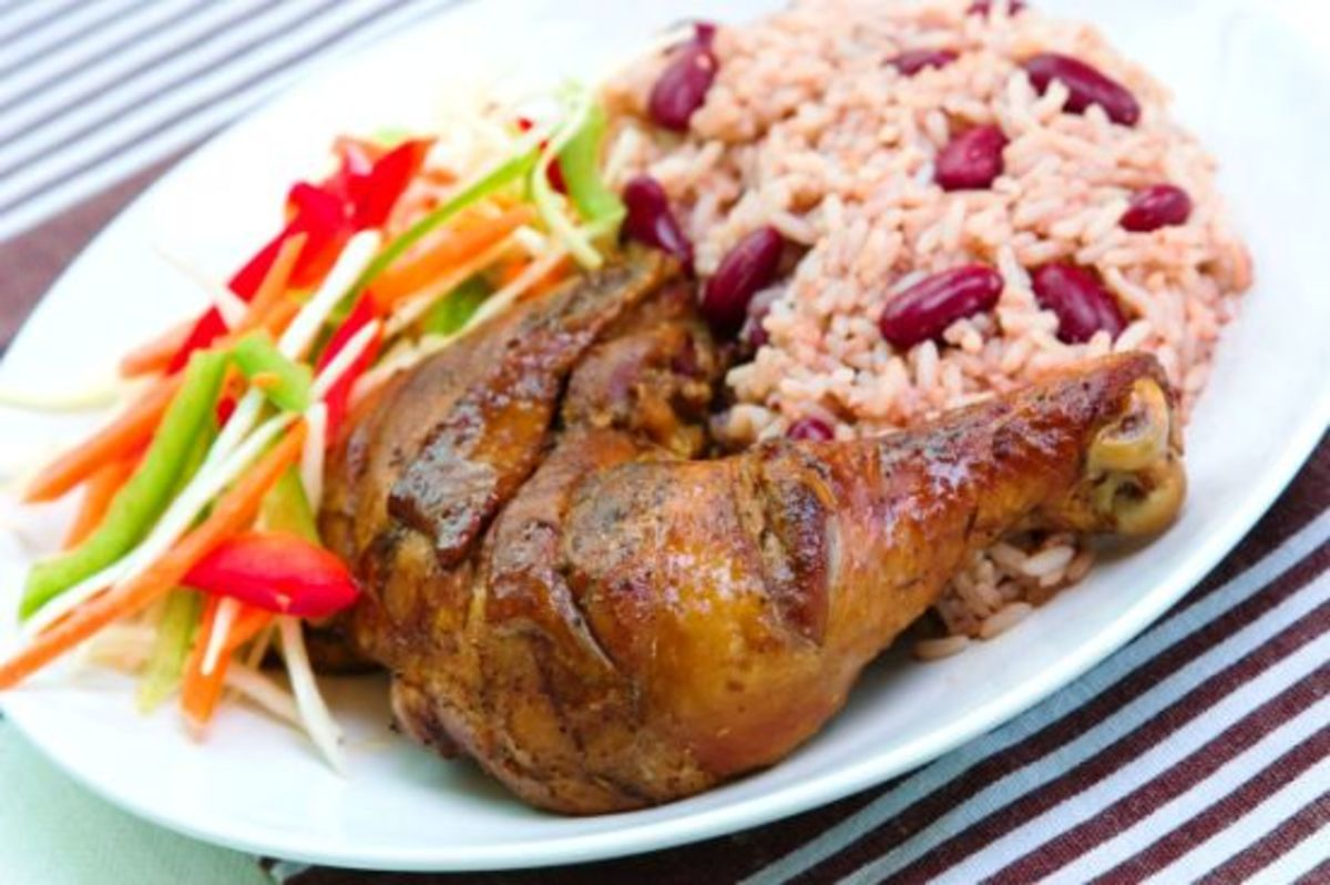 Cayman Jerk Chicken