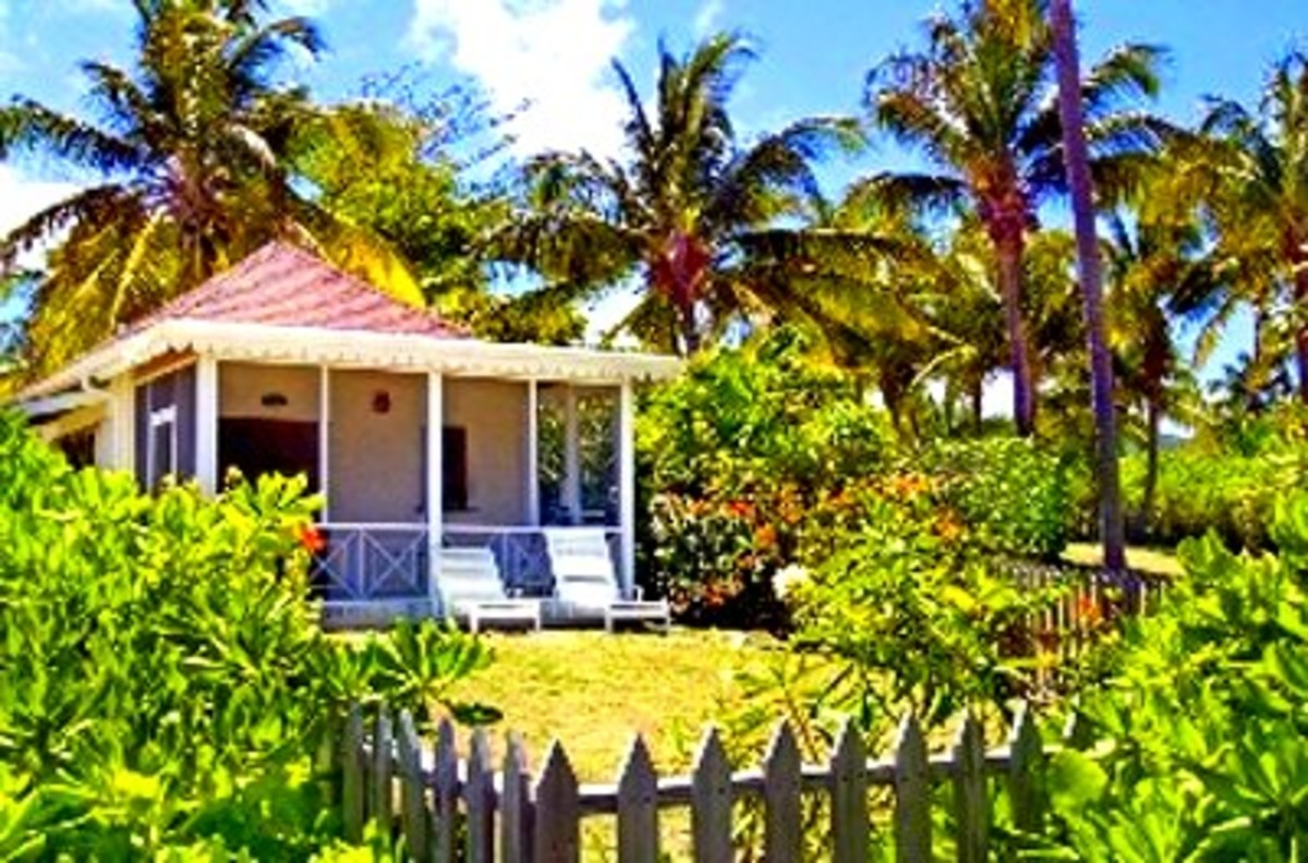 Old style Cayman house