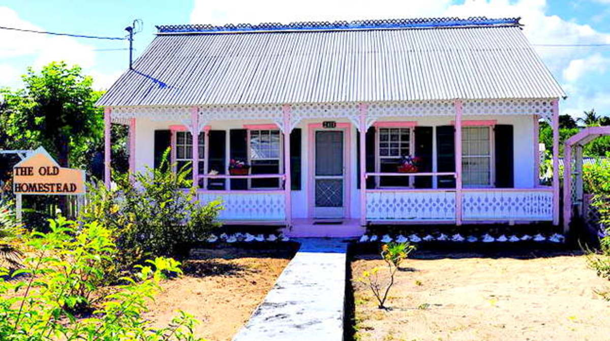 Oldest home on Grand Cayman