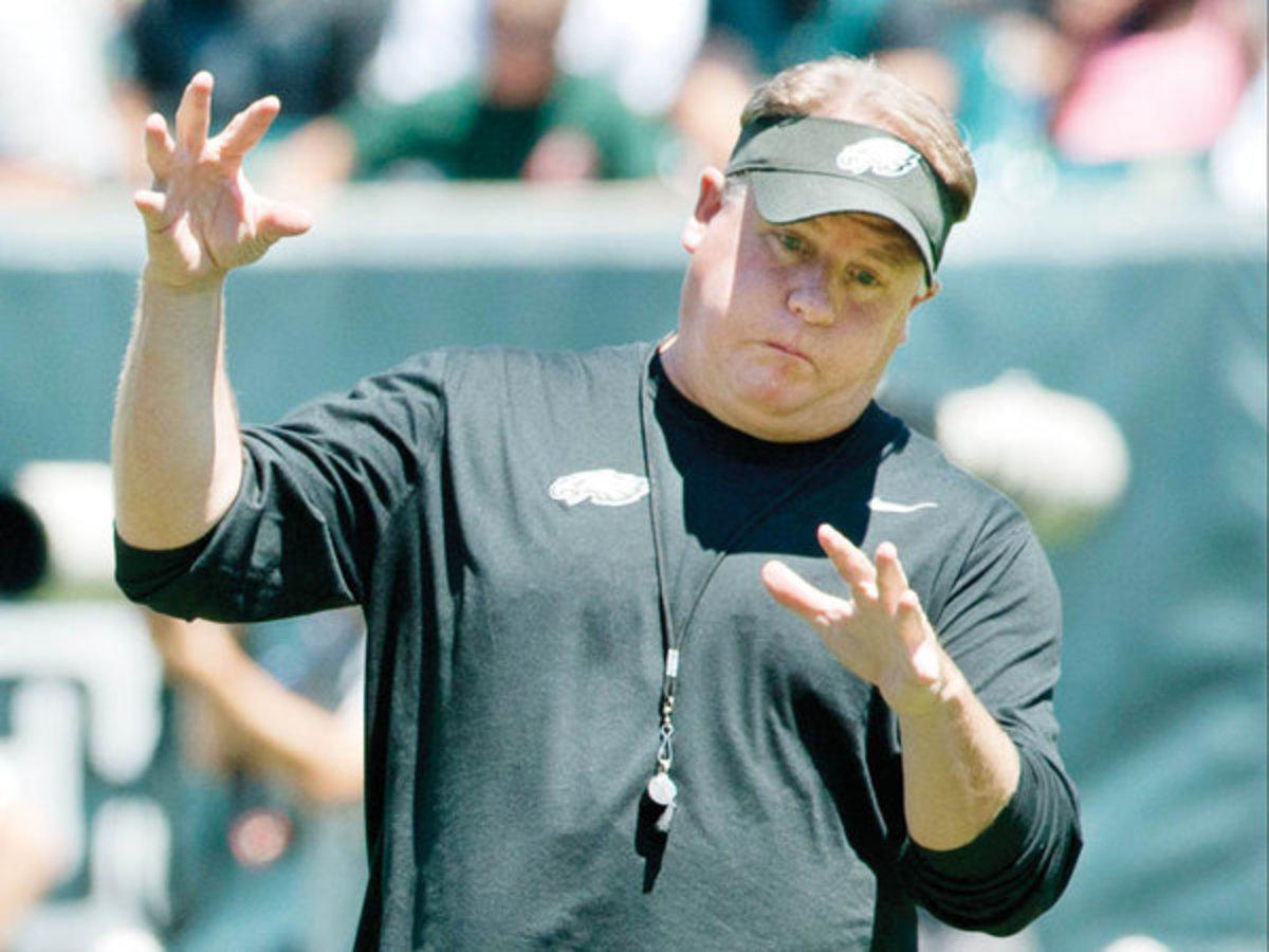 Philadelphia Eagles head coach / GM Chip Kelly