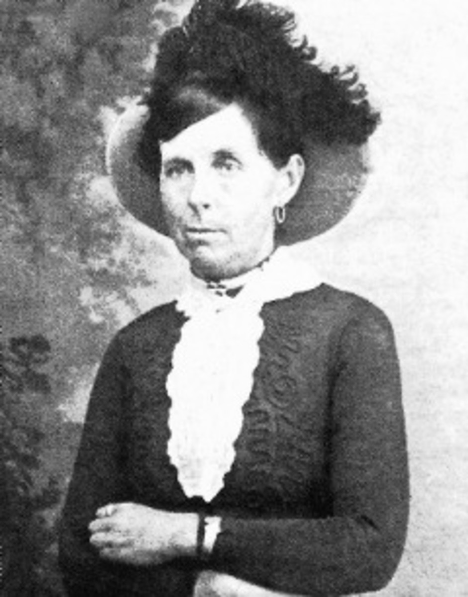 Famous Outlaws in Poteau: The Wanderings of Belle Starr