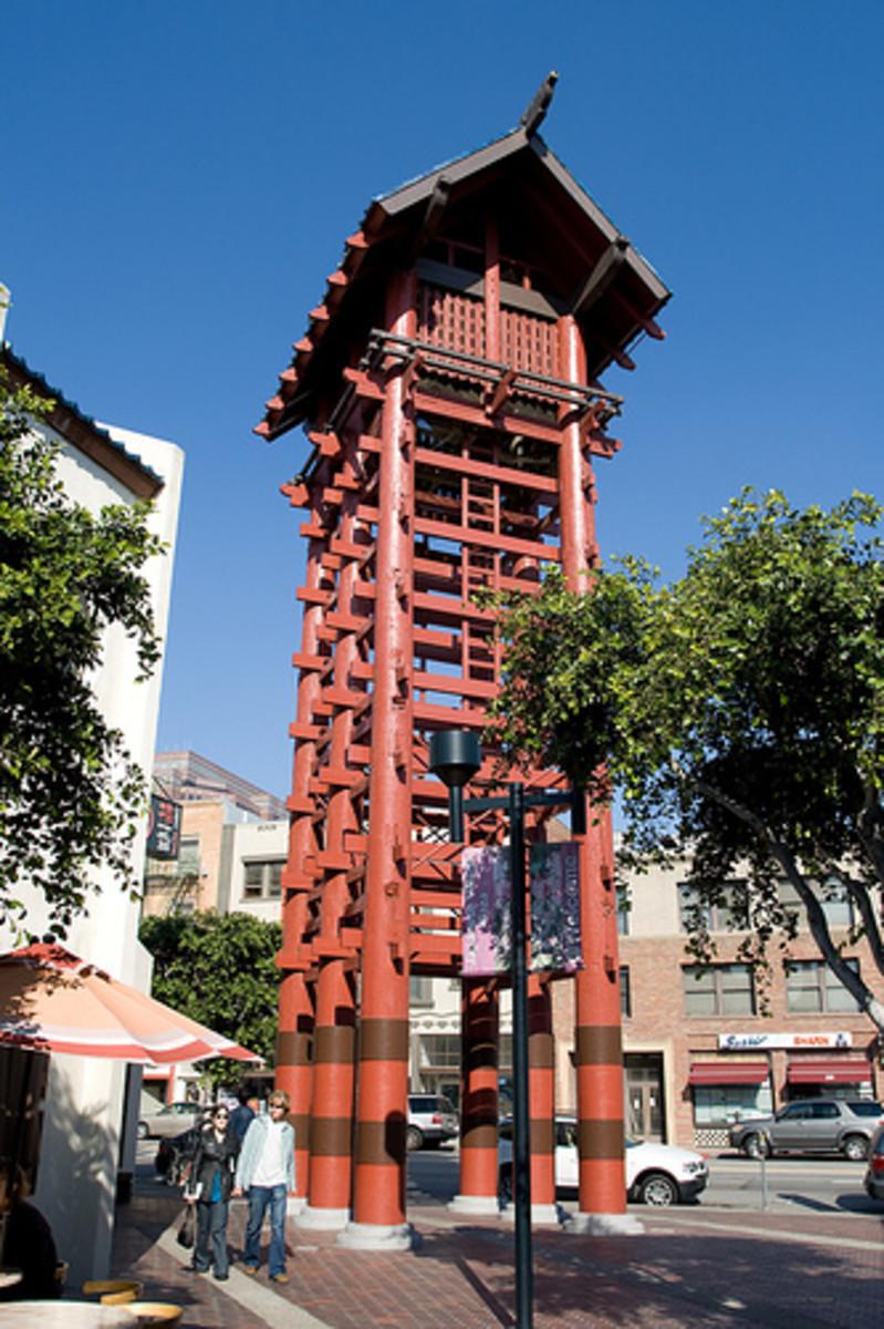 Little Tokyo Watchtower
