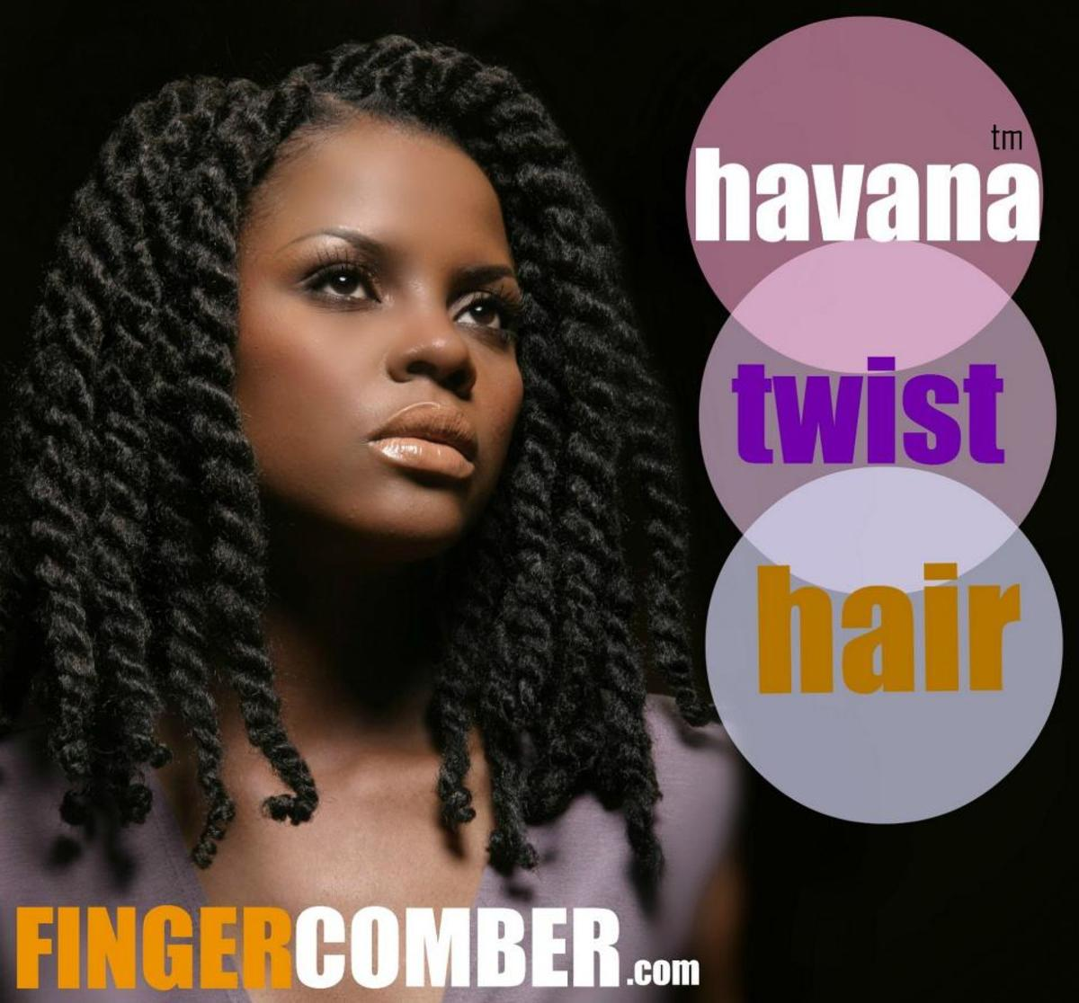 Havana & Marley Twists Nine Easy to Follow Step-by-Step For Beginners