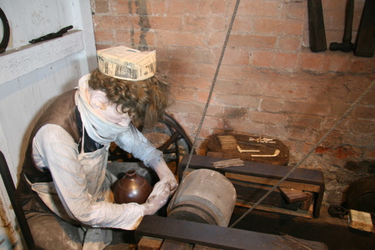 The Needle Makers of Long Crendon - England