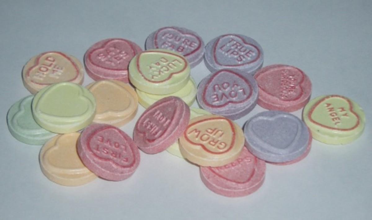 Pure sugar; a childhood favourite of mine!
