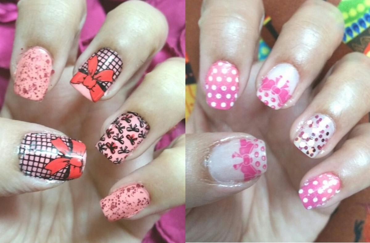 Stamping Nail Art with Moyou Pro XL Plate