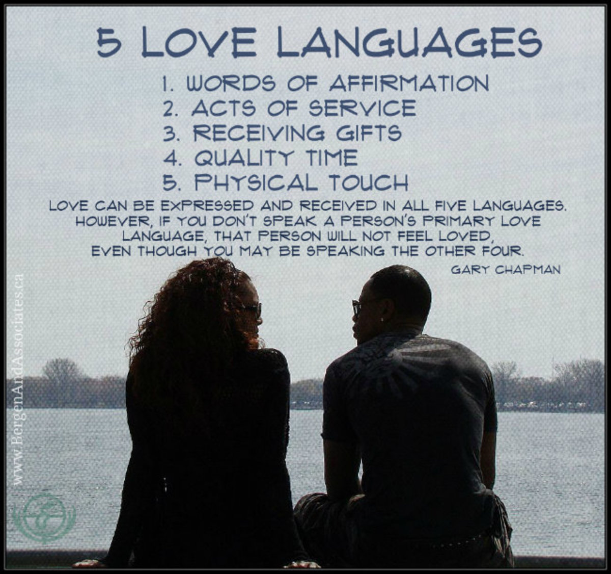 What Are The Five Love Languages Hubpages