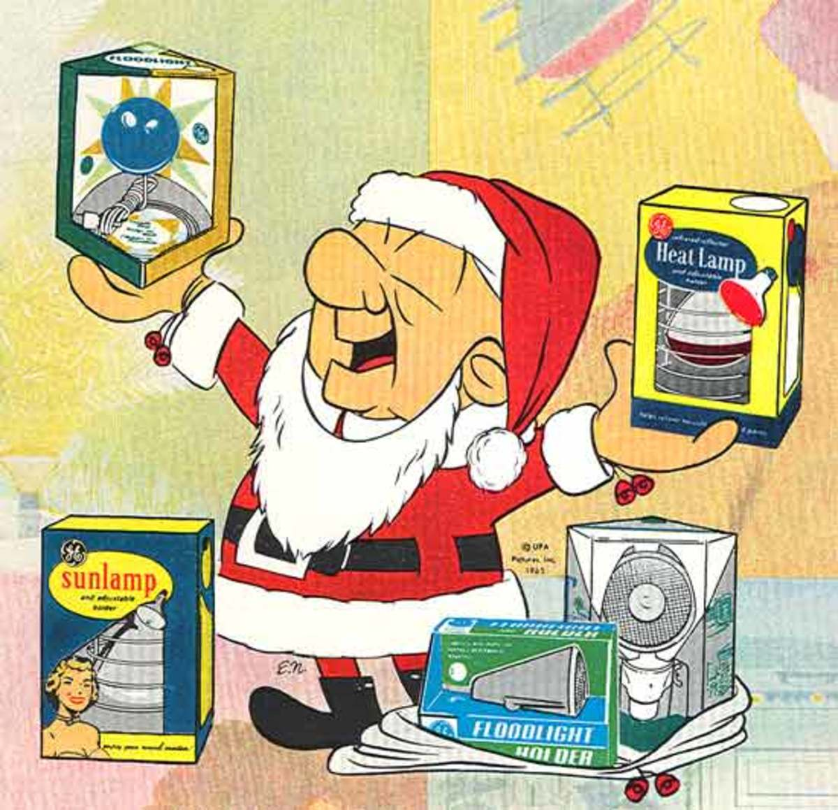 Christmas Cartoons on Television: 1953 - 1963