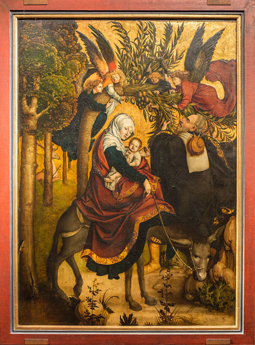 "John Greenleaf Whittier's ""The Mystic's Christmas"""