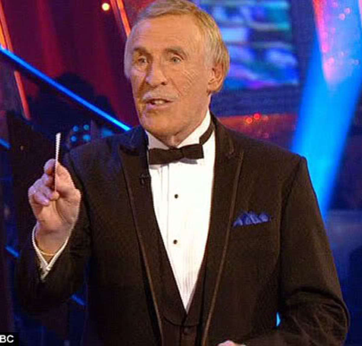 Another Veteran Entertainer Bruce Forsyth Himself Who Has Had To Pull Out Of Shows To Ill Health Paid Tribute To Wogan.