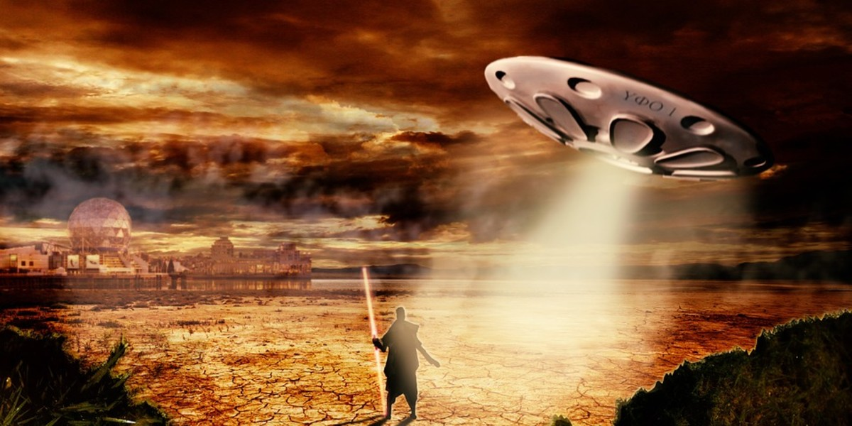 We Will Never Be Told the Truth About UFOs or Aliens
