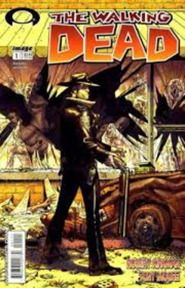 The Walking Dead # 1