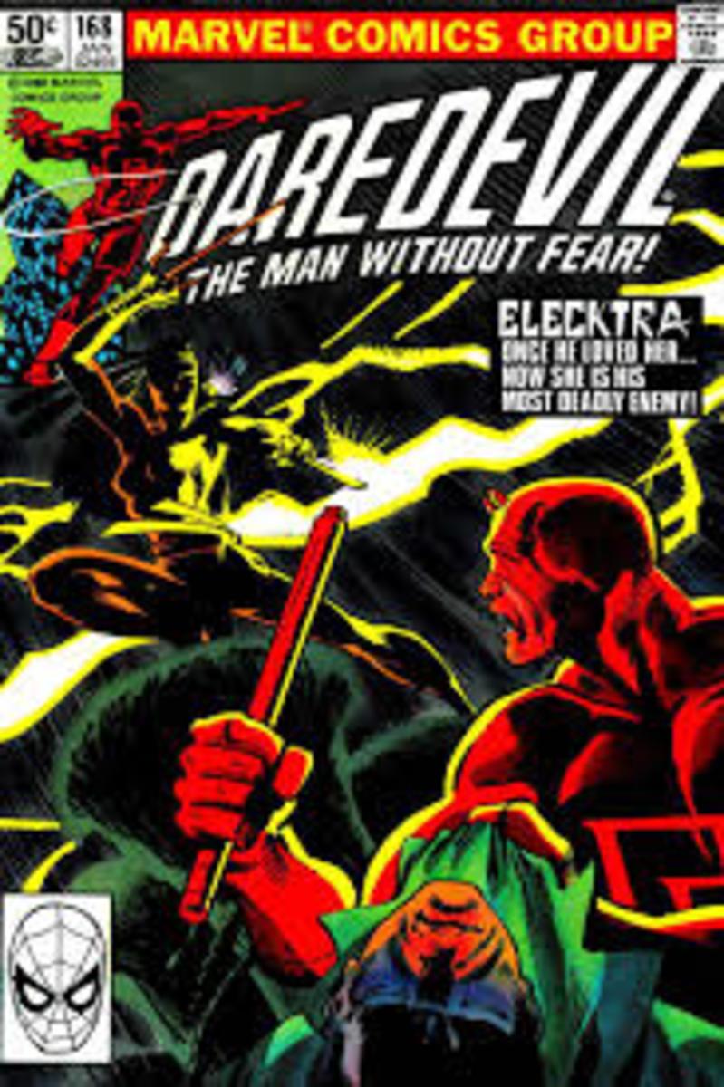 Daredevil # 168
