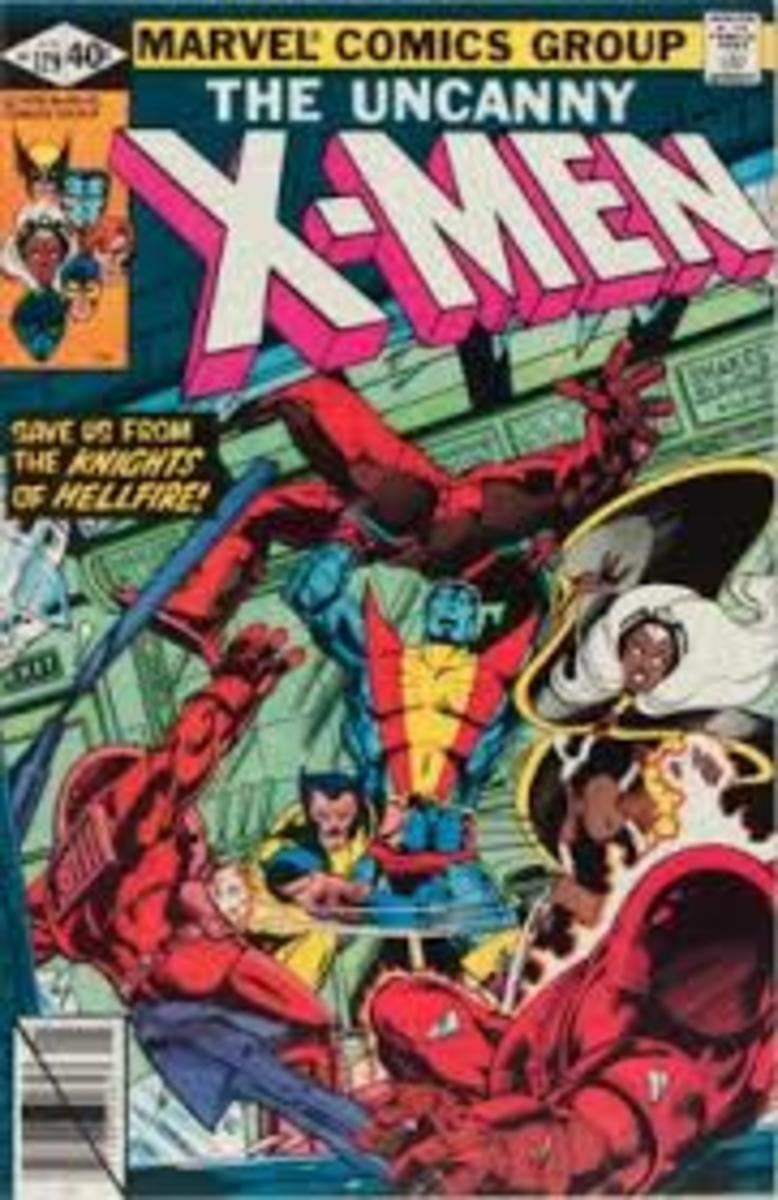 Uncanny X-Men # 129