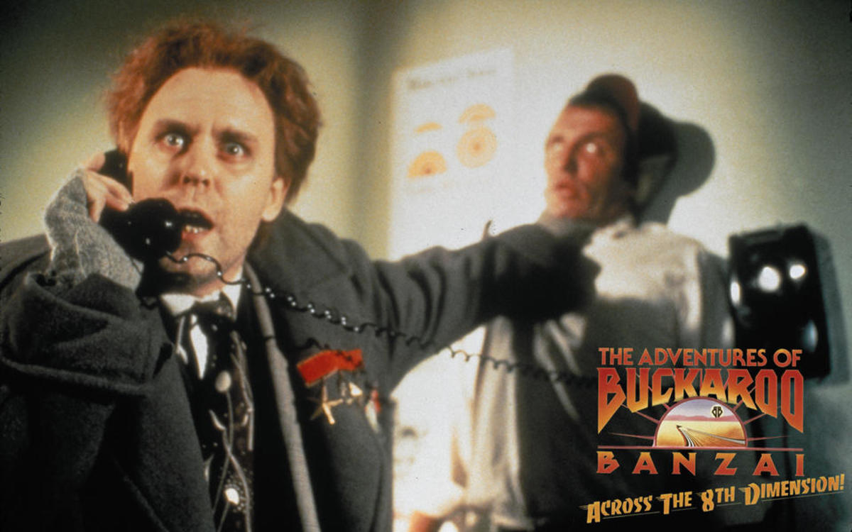 John Lithgow, playing Dr. Emilio Lizardo, gives the film's most stellar performance.