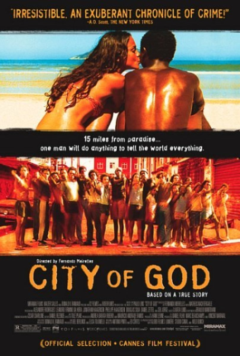 "City of God (2002) - ""Cidade de Deus"" (original title)"