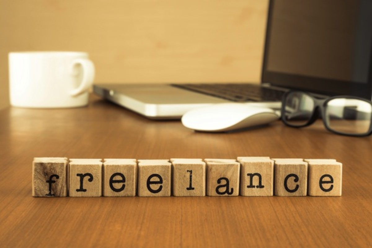 Five Steps to Becoming a Freelance Writer