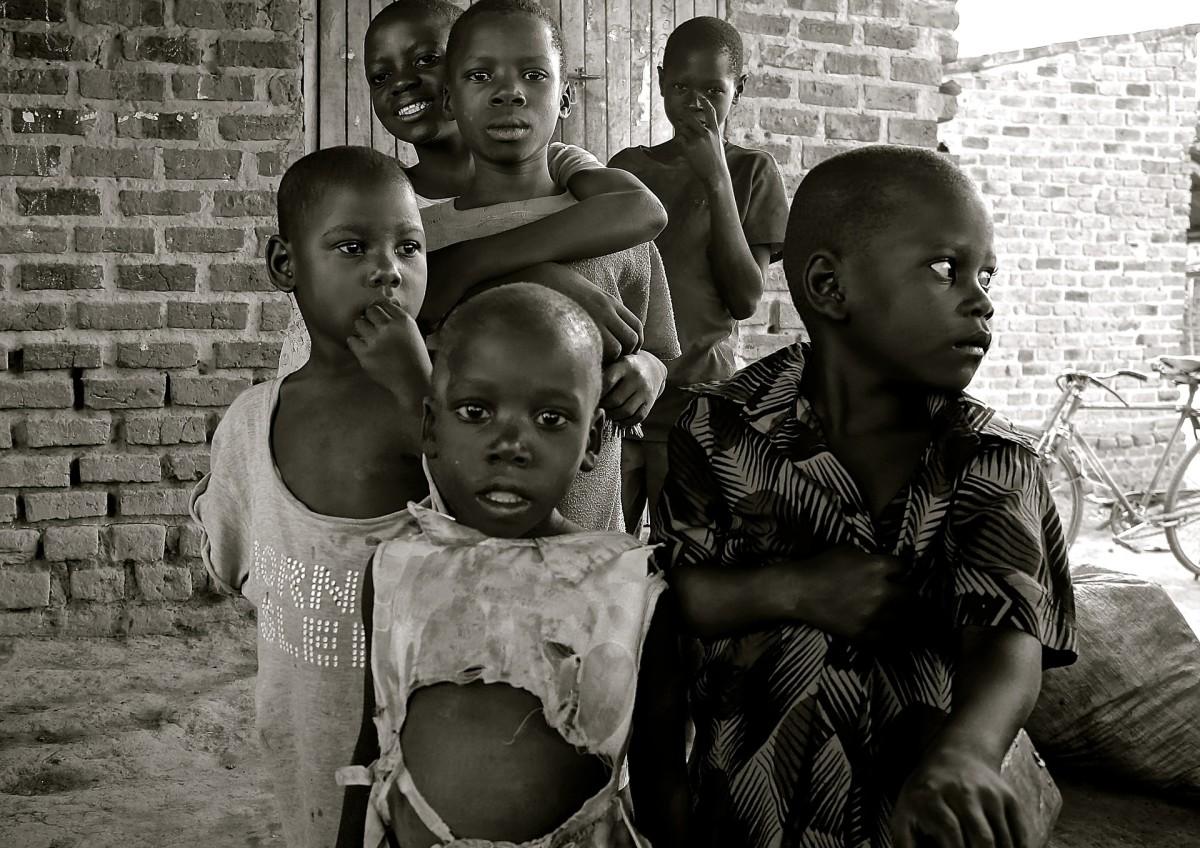 Starving Children, Uganda