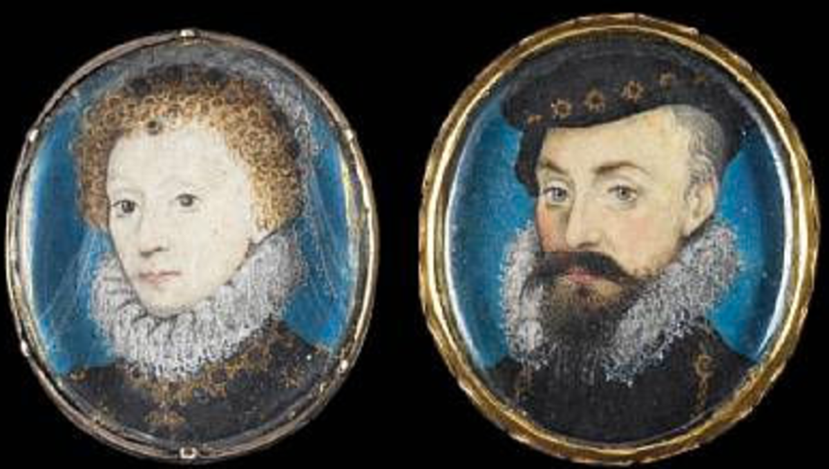 Amy and Robert Dudley (possibly)