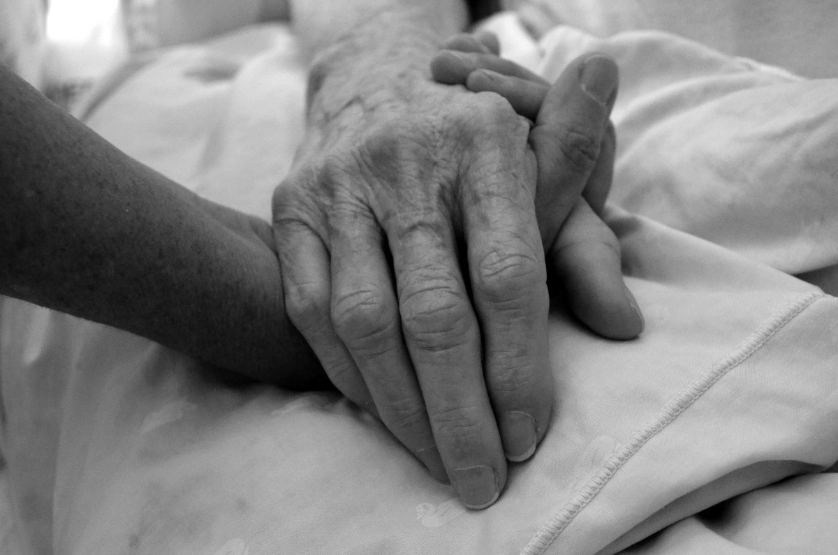 Caring for a Dying Parent:  A Rite of Passage
