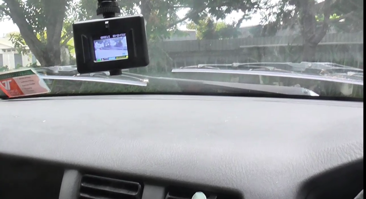How To Set Up Your SJ4000 As A Dash Cam