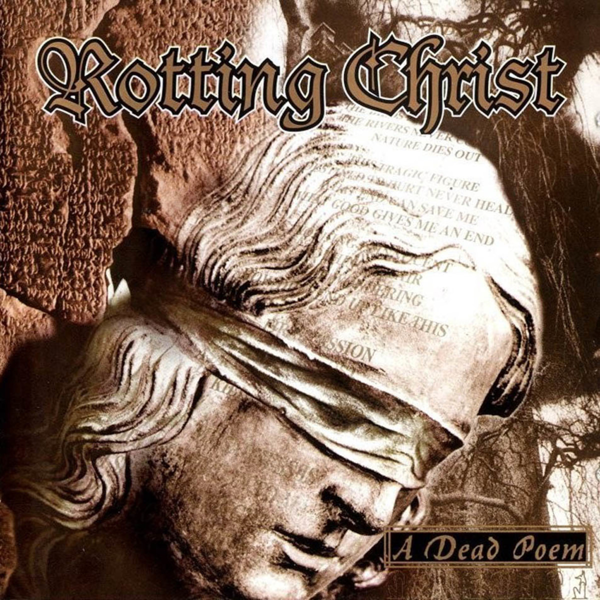 Review: the album A Dead Poem by Greek Black and Gothic metal legends Rotting Christ