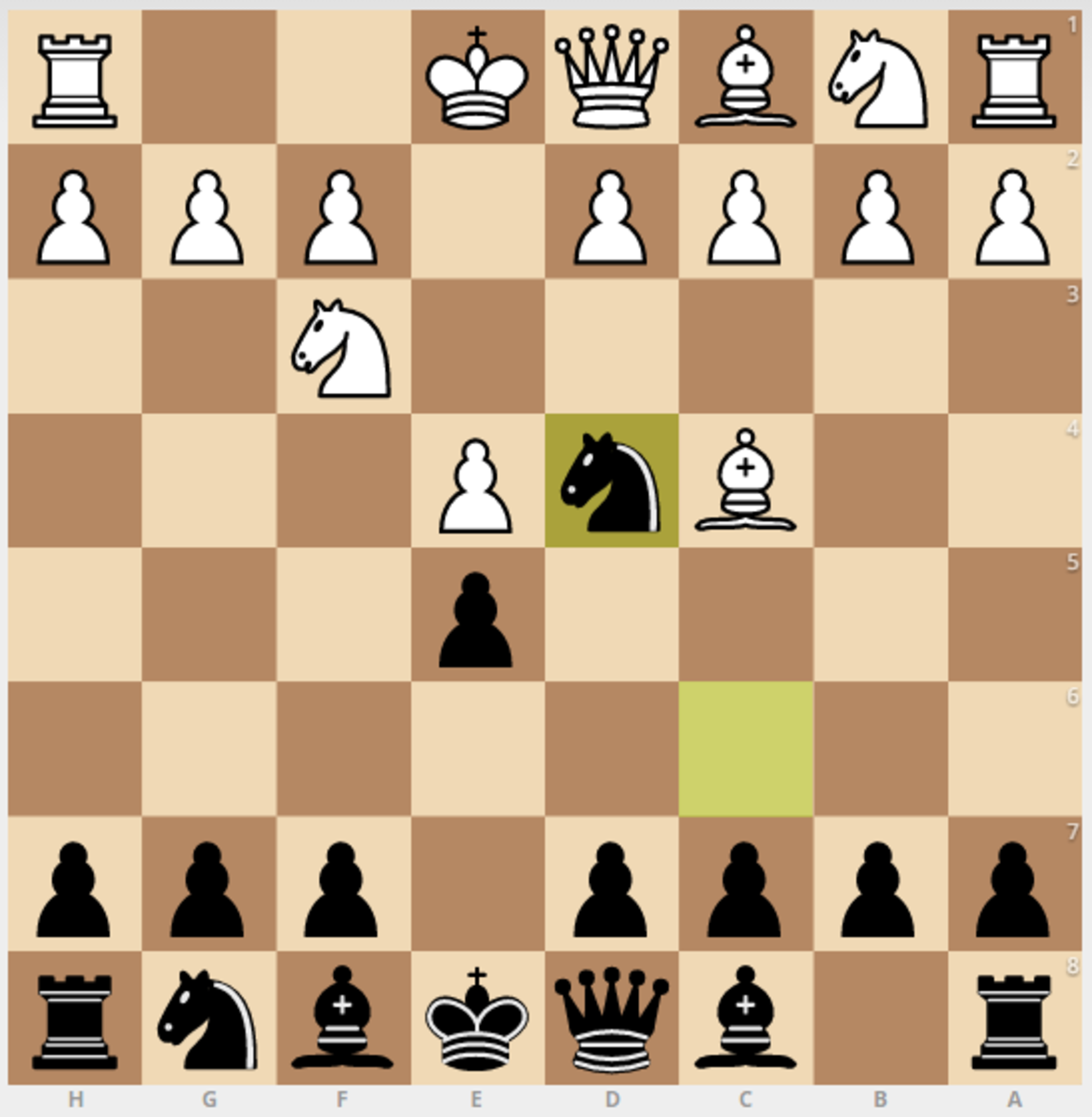 Easy Chess Trap For Beginners - The Blackburne-Shilling Gambit